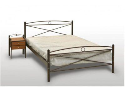 Κρεβάτι Μεταλλικό Γ-Χίος