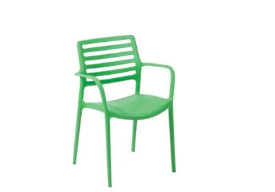 Πολυθρόνα πλαστική Parma