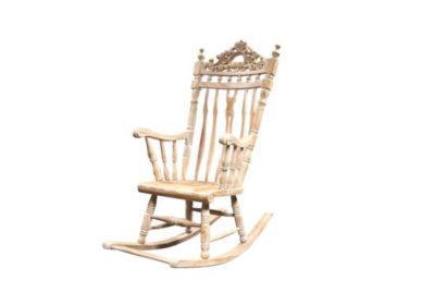 Κουνιστή πολυθρόνα παραδοσιακή J-132555