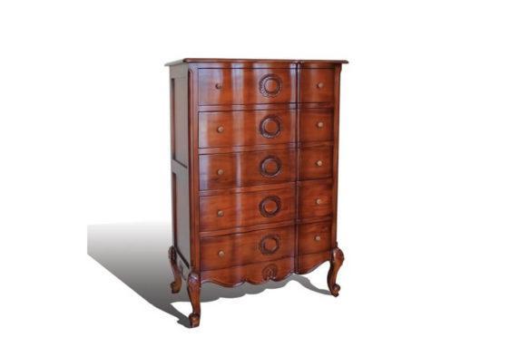 Μεγάλη συρταριέρα τύπου Louis Kenz G-370149