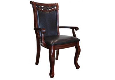 Νεοκλασσική ξύλινη πολυθρόνα G-135076