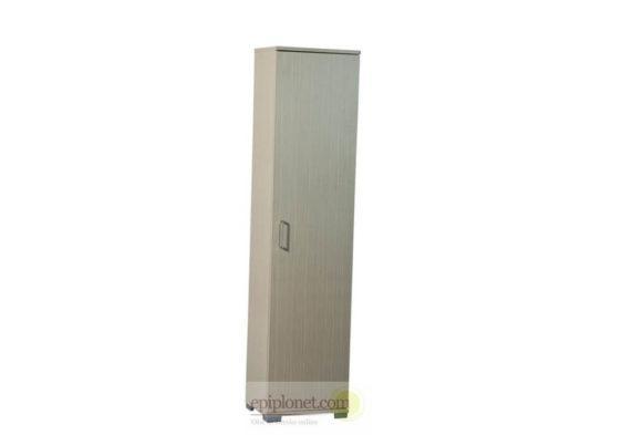 Ντουλάπα με 1 πόρτα 187*45*48 Α-203552