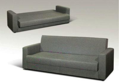 Τριθέσιο Καναπές Κρεβάτι C-110062
