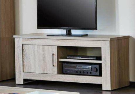 Επιπλο τηλεόρασης σε γκρι χρώμα
