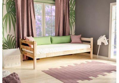 Ξύλινος Παραδοσιακός Καναπές Κρεβάτι Sa-280030