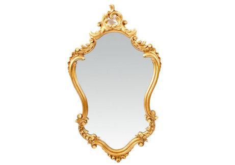 καθρέφτης χρυσός