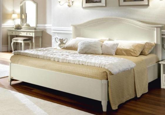 Ξύλινο Country Κρεβάτι CG-370145/1