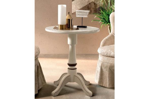 λευκό τραπέζι κλασικό ψηλό