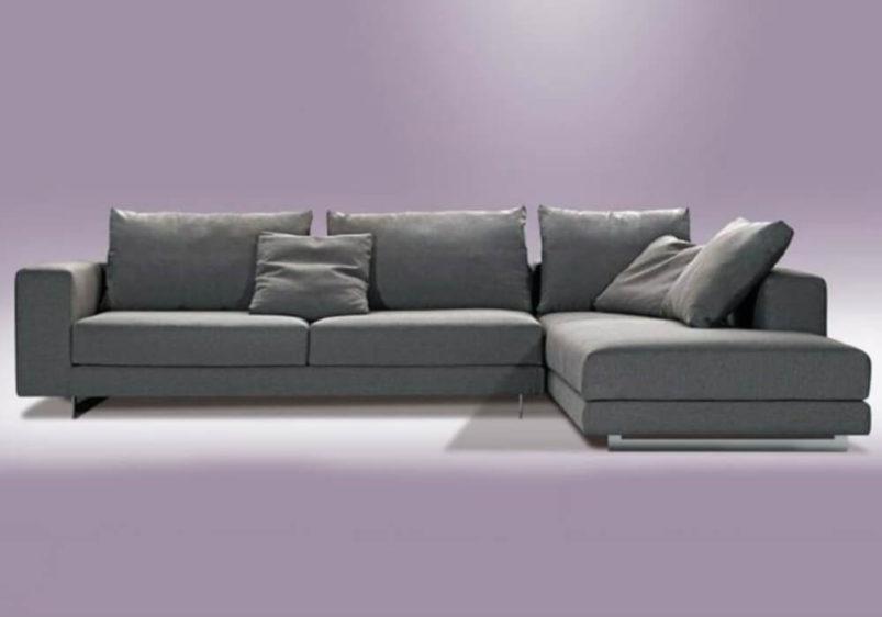 Γωνιακός Καναπές Για Μοντέρνο Σαλόνι AS-100090