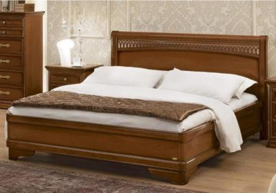 Εντυπωσιακό Κρεβάτι Με Πλούσιο Σχέδιο CG-050455