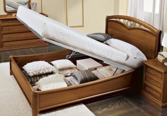 Υπέρδιπλο Κρεβάτι με Καμπυλωτά πλαϊνά CG-050466