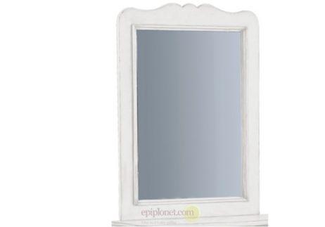 Λευκός καθρέφτης τοίχου