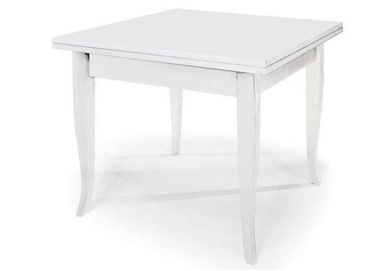 Τετράγωνο τραπέζι κουζίνας