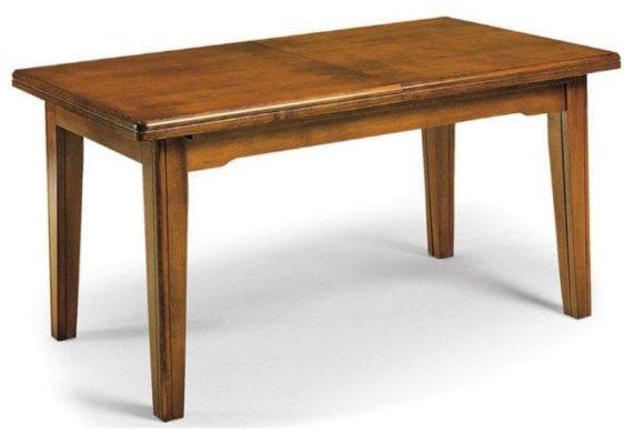 Τραπέζι ξύλινο από καρύδι και τέσσερις επεκτάσεις