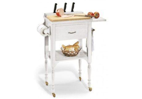 Βοηθητικό τραπεζάκι κουζίνας με συρτάρι