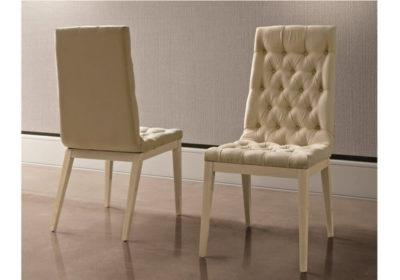 Καπιτονέ Καρέκλα από Ξύλο Οξιάς Ιταλική CG-135145