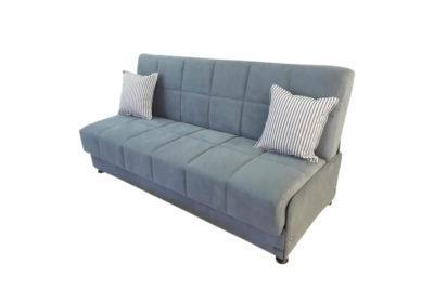 Καναπές κρεβάτι σε 185 εκ μήκος με αποθηκευτικό χώρο,Ef-105037