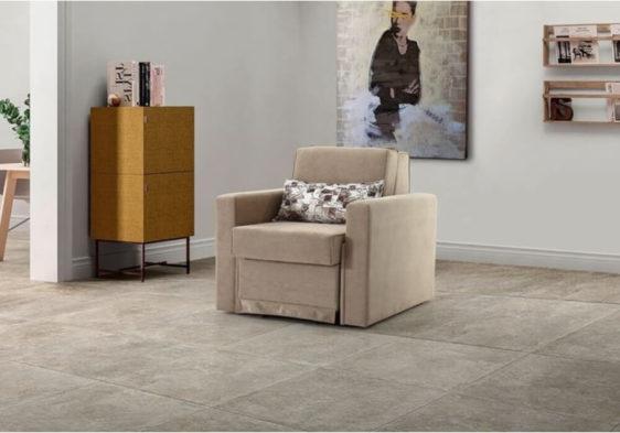 Άνετη Πολυθρόνα Κρεβάτι για το Σαλόνι Ef-135162