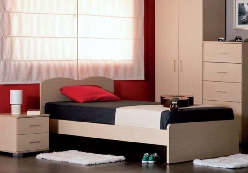 Εφηβικό Κρεβάτι Καρδιά Σε Μοντέρνες Αποχρώσεις Α-050700