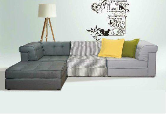 Καναπές γωνία-Σαλόνια γωνιακά