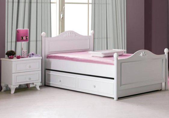 Μονά και ημίδιπλα κρεβάτια