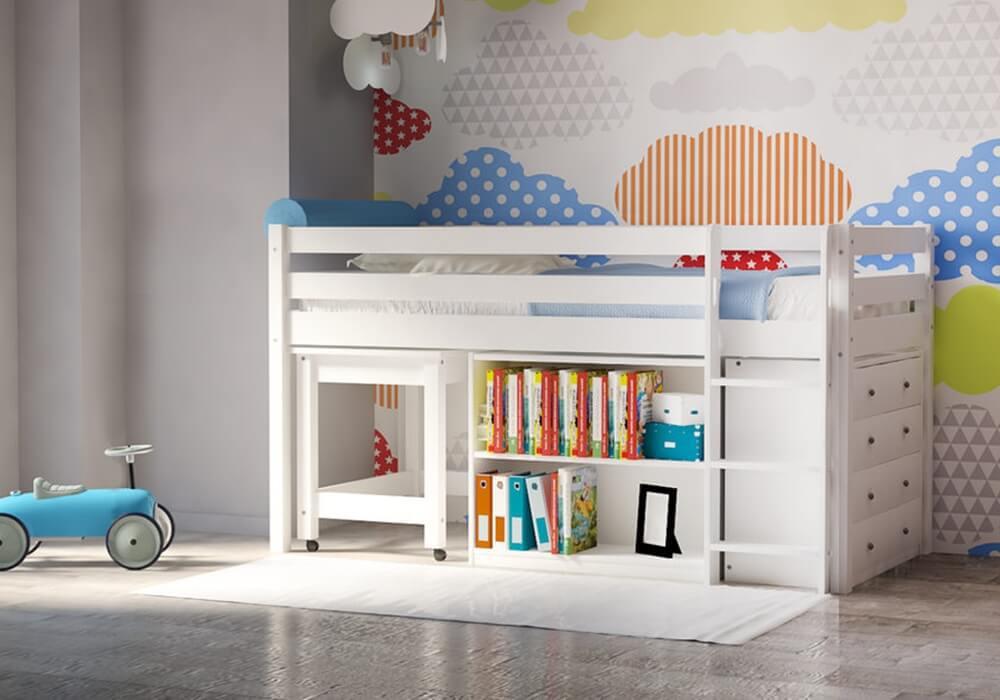 a49a281b9c7 Παιδικά εφηφικά δωμάτια-Για αγόρια και κορίτσια | Epiplonet.com