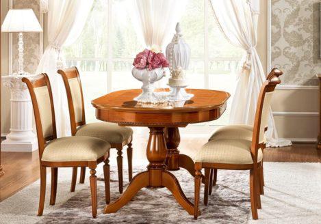 Τραπέζια κουζίνας ξύλινα