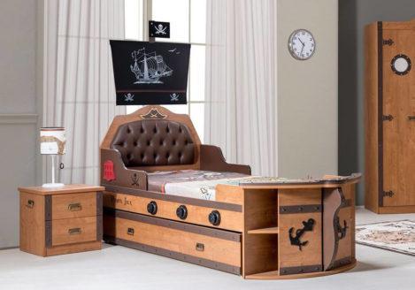 Παιδικά κρεβάτια, Μονά και Ημίδιπλα