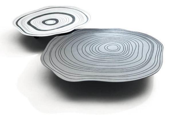 Γυαλί χαραγμένο με laser Giuseppe Viganò