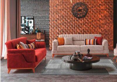 Καναπές Κρεβάτι με Αποθηκευτικό Χώρο 231Χ90 Ef-110084