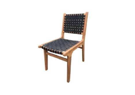 Καρέκλα κήπου από μασίφ ξύλο ακακίας