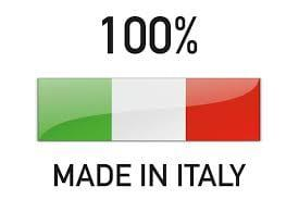 100% made in Italy
