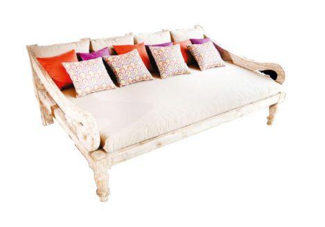 μεγάλο daybed με τεσσερις θέσεις