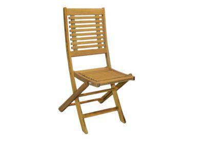 ξύλινη πτυσσόμενη καρέκλα από δέντρο balau