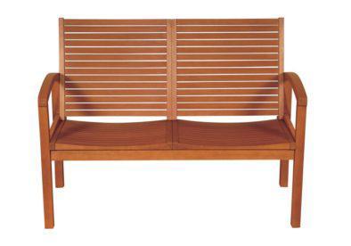 ξύλινος καναπές παγκάκι από δέντρο ακακίας