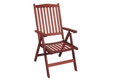 ξύλινη ψηλόπλατη αναδιπλώμενη πολυθρόνα πέντε θέσεων shorea