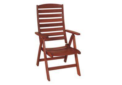 ξύλινη ψηλόπλατη ανοιγόμενη πολυθρόνα πέντε θέσεων shorea