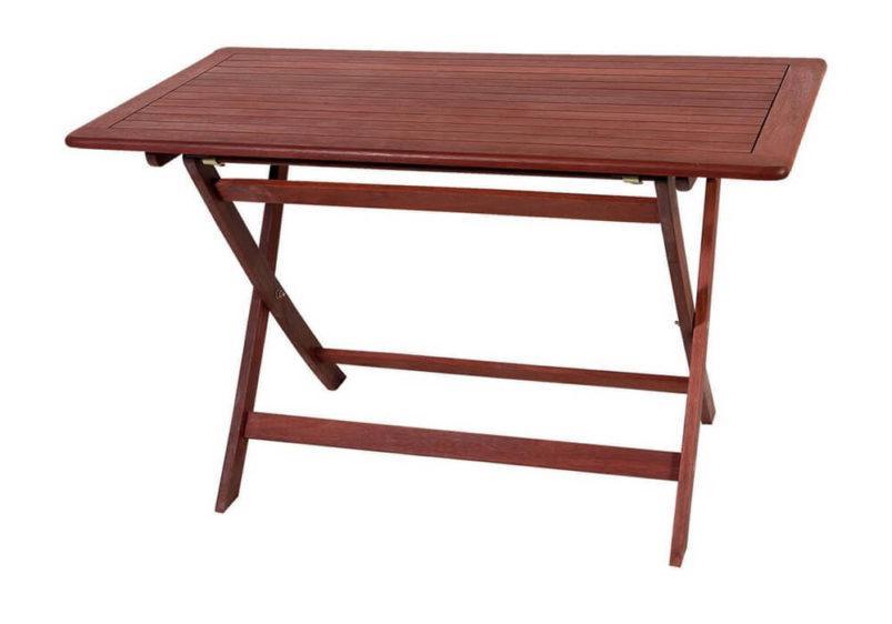 ξύλινο ορθογώνιο πτυσσόμενο τραπέζι shorea