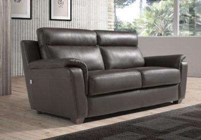 Δερμάτινος Ιταλικός Μοντέρνος καναπές