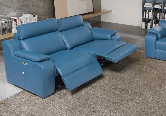 καναπές με ανάκλιση