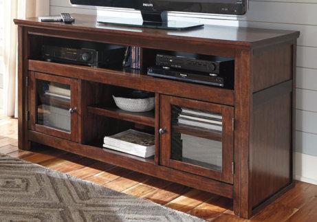 ashley έπιπλο tv με 2 ντουλαπάκια και συρτάρια