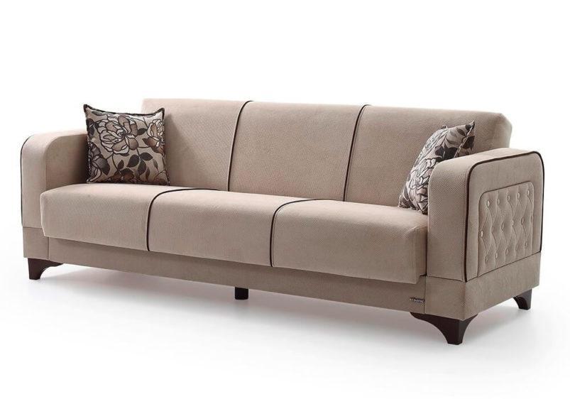 κομψός καναπές κρεβάτι