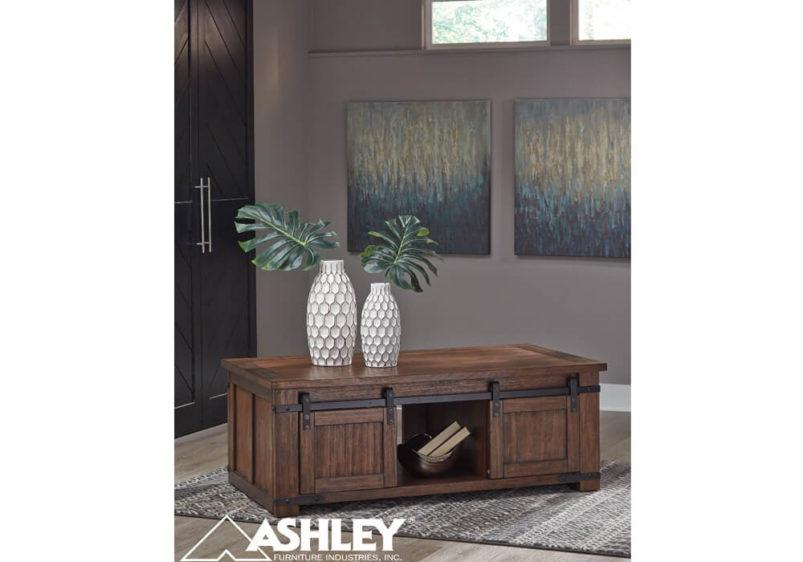 τραπεζάκι σαλονιού ashley
