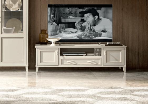 ιταλικό έπιπλο τηλεόρασης