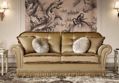 κλασικός Ιταλικός καναπές luxury