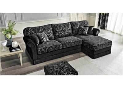 Καναπές γωνία Luxury με αποθηκευτικό χώρο CG-100217