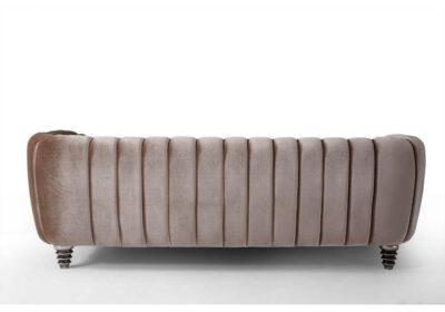 luxury vintage καναπές καπιτονέ πλάτη πίσω μέρος
