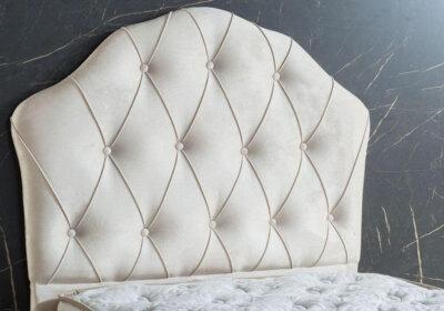 Κεφαλάρι κρεβατιού καπιτονέ