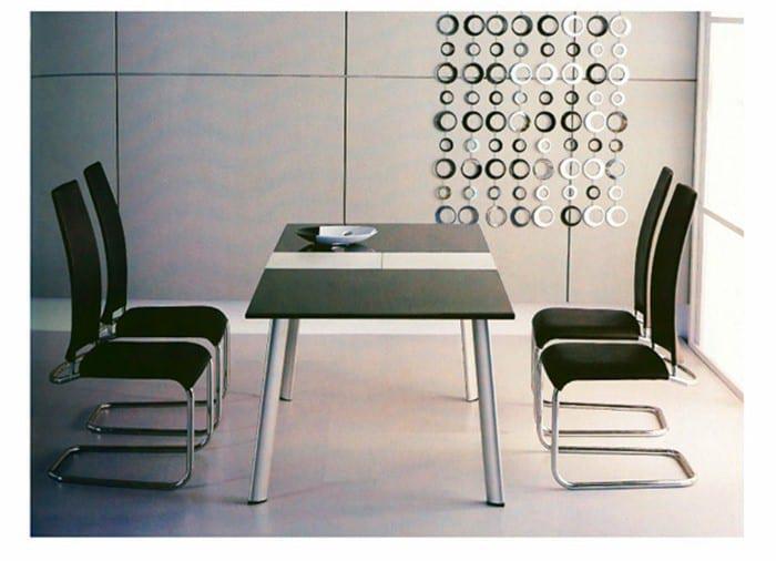 Τραπέζι Κουζίνας 6147, Διαστάσεις:160x90+