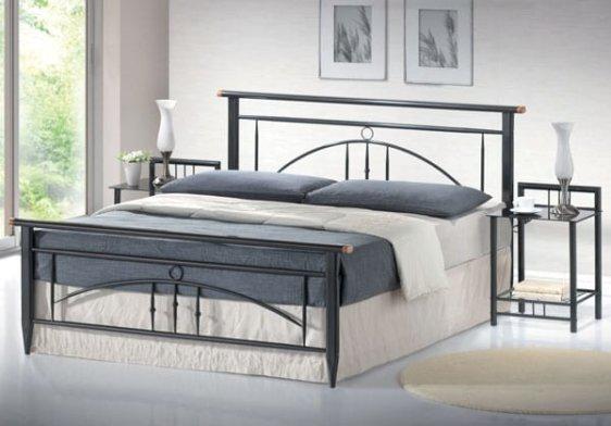 Κρεβάτι Μεταλλικό Ημίδιπλο σε Ίσιες Γραμμές Sar-136480